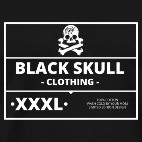 Black Skull clothing XXXL R - Männer Premium T-Shirt