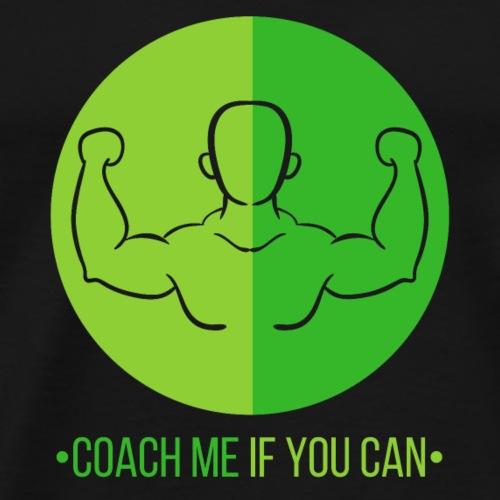 Muscle Vert - T-shirt Premium Homme