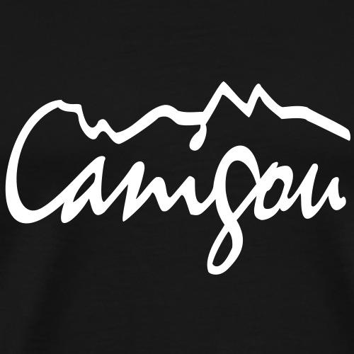 massif du canigou - Männer Premium T-Shirt