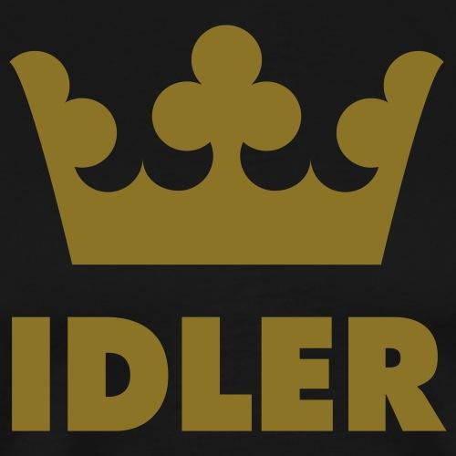 IDLER - Premium-T-shirt herr