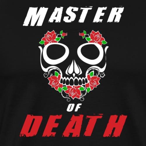 Master of death - white - Koszulka męska Premium