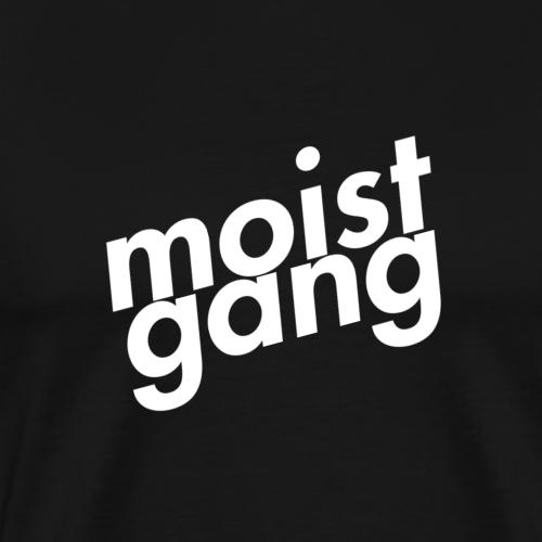MoistGang - Premium-T-shirt herr