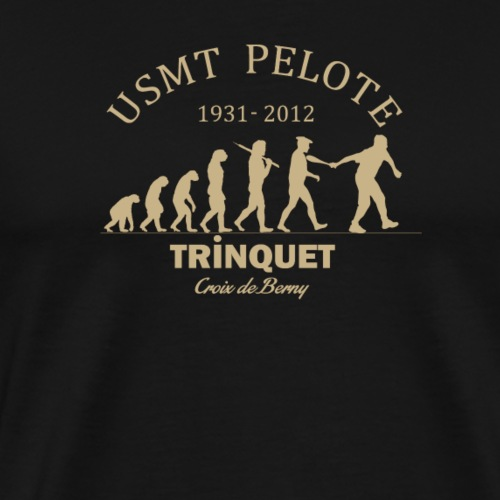 logoUSMTV1A png - T-shirt Premium Homme