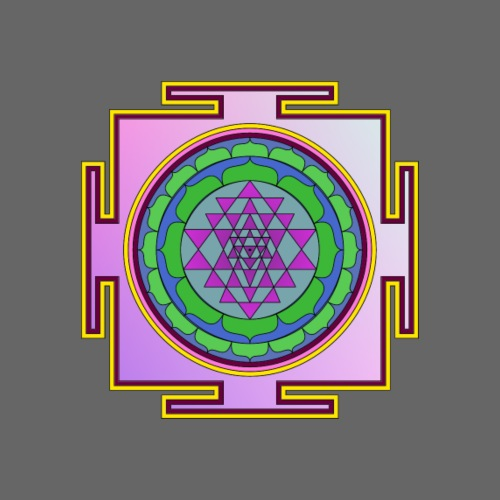 Géométrie sacrée mandala n°2