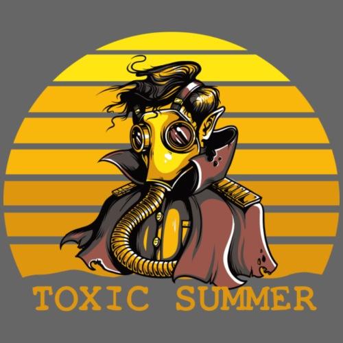 Toxic Summer - Camiseta premium hombre