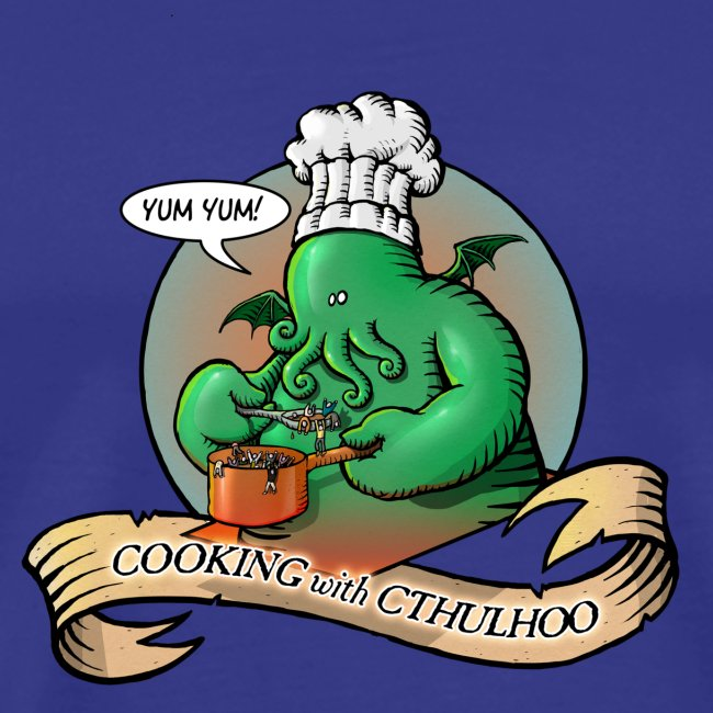 Cooking with Cthulhoo