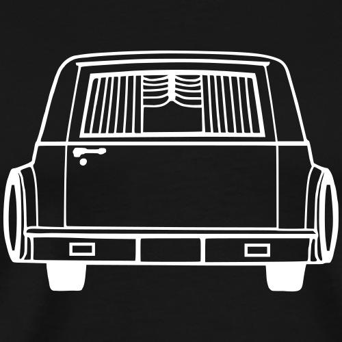 Cadillac Leichenwagen / Hearse - Männer Premium T-Shirt