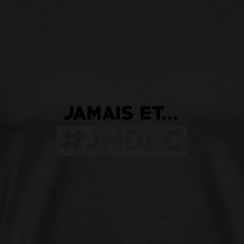 En couple moi? - T-shirt Premium Homme