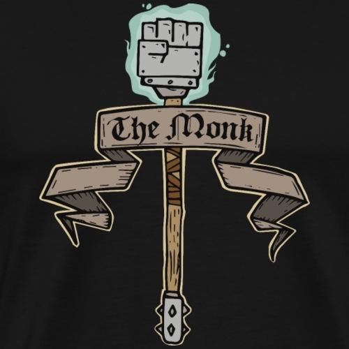 The Monk - Men's Premium T-Shirt