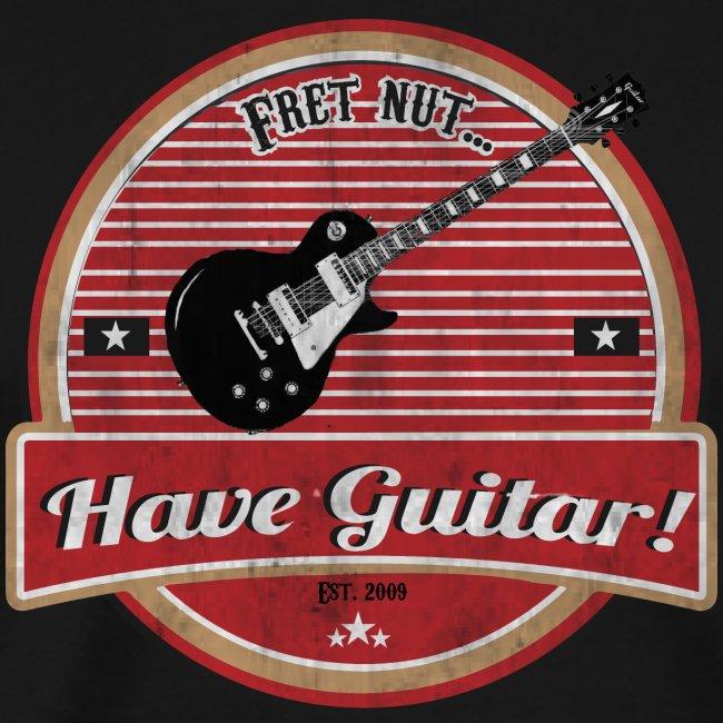 Have Guitar Original Logo