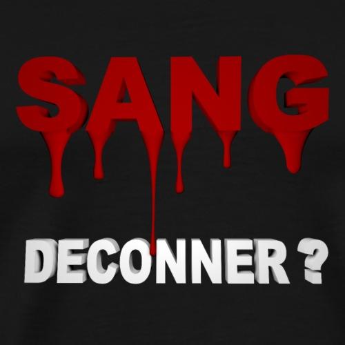 SANG DECONNER - T-shirt Premium Homme