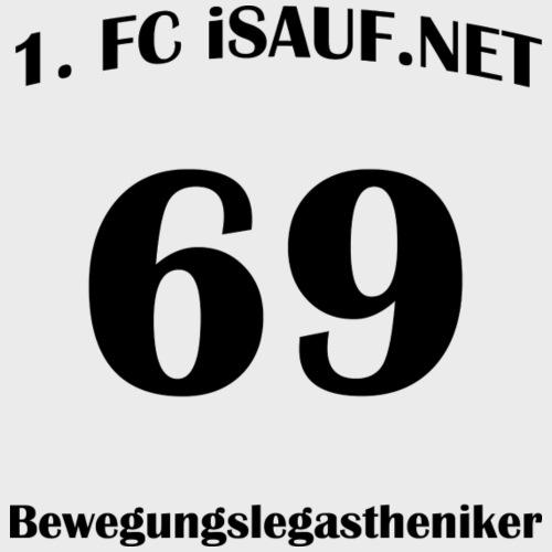 Team iSauf - Männer Premium T-Shirt