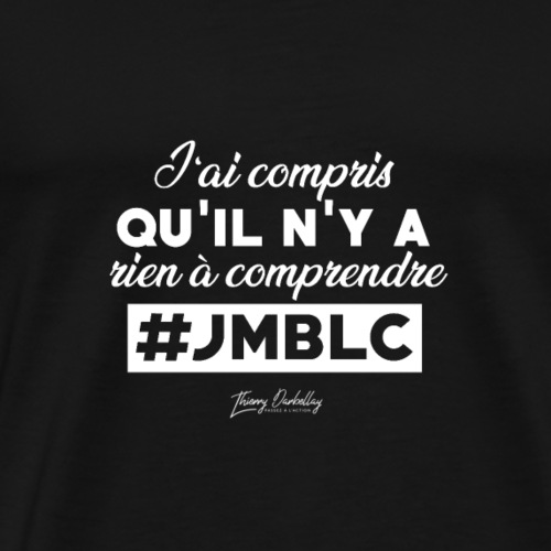Thierry Darbellay - T-shirt Premium Homme