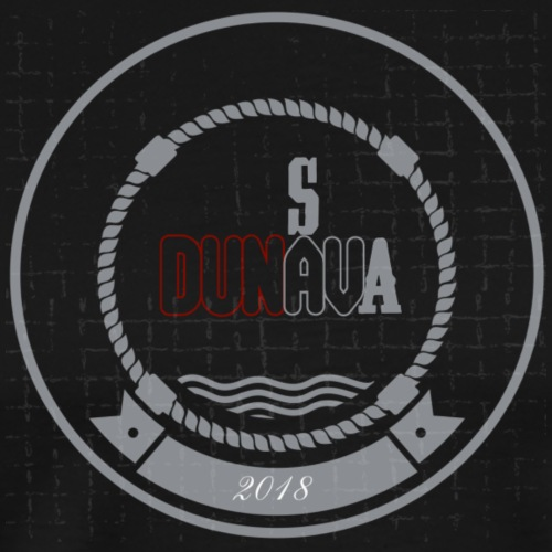 DUNAV&SAVA - Männer Premium T-Shirt
