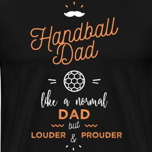 Handball dad - T-shirt Premium Homme