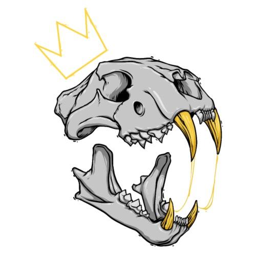 LION KING - Koszulka męska Premium