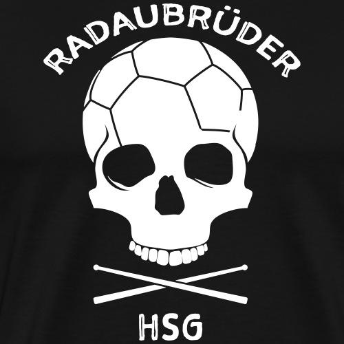 Radaubrueder ohne Hintergrund - Männer Premium T-Shirt
