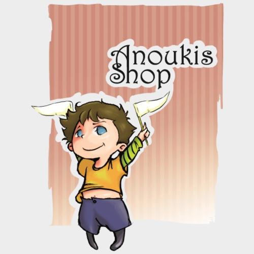 Anoukis Shop - Djaya - T-shirt Premium Homme