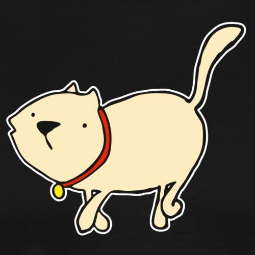 Miezekatze - Männer Premium T-Shirt