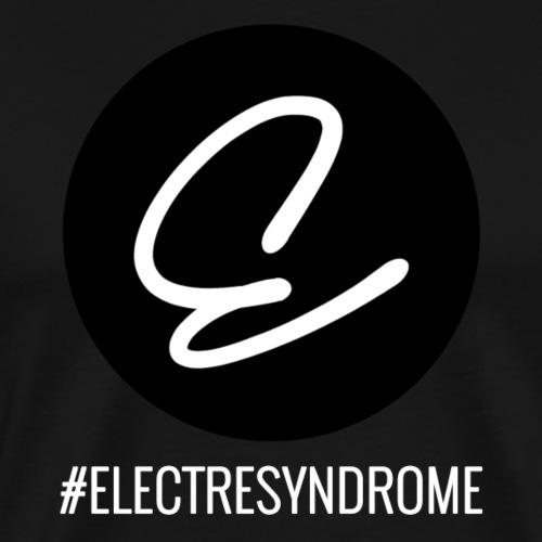 ESyndromeBOSBlanc - T-shirt Premium Homme