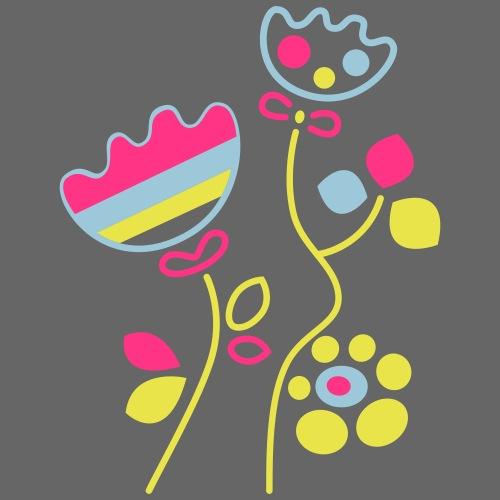 tulipani - Maglietta Premium da uomo