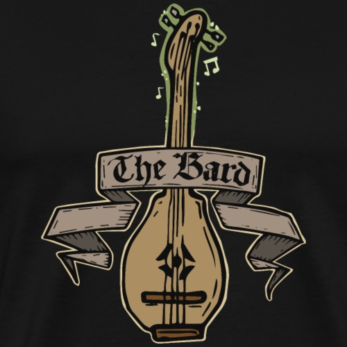 The Bard - Men's Premium T-Shirt