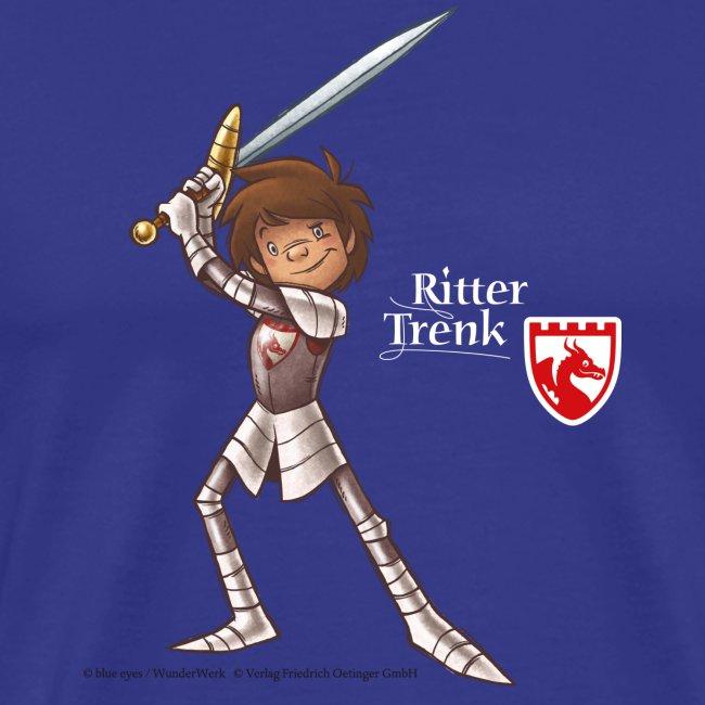 Ritter Trenk mit Schwert