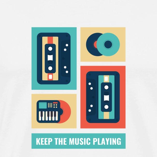 Keep The Music Playing
