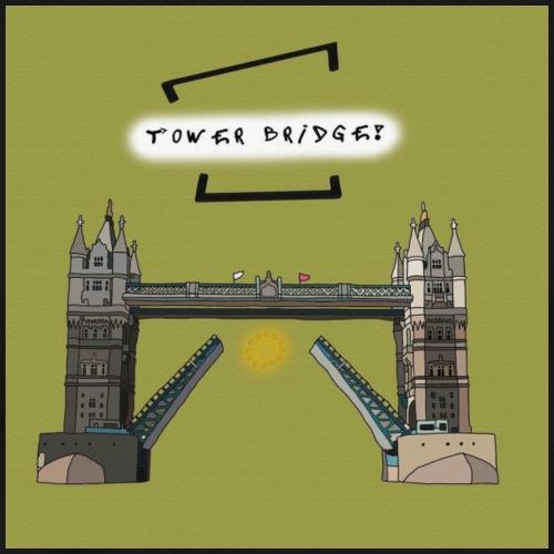 Tower Bridge - Männer Premium T-Shirt