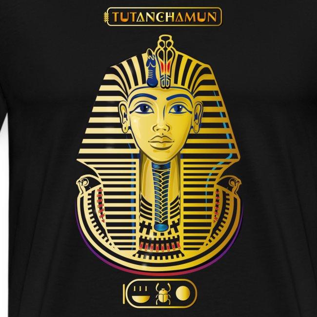Tutanchamun I Goldmaske I Ägypten