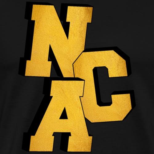 NCA College Sytle - Männer Premium T-Shirt