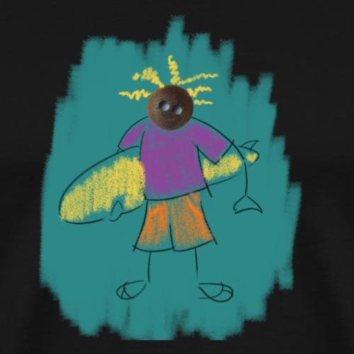 surf 3 - T-shirt Premium Homme