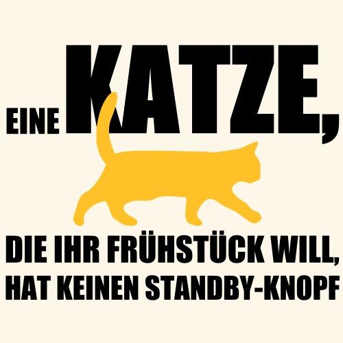 hungrige_katze - Männer Premium T-Shirt