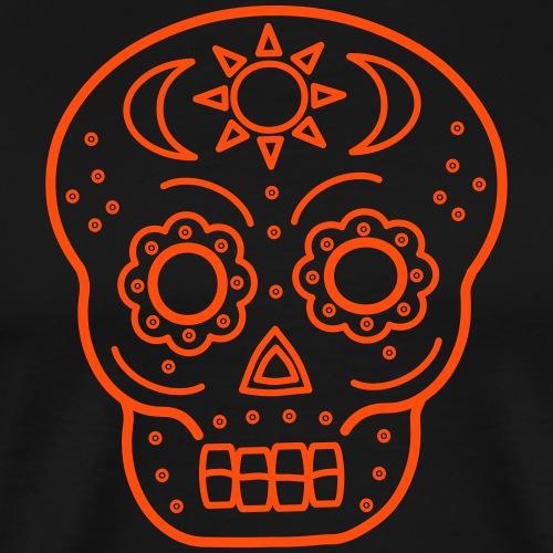 scull - Men's Premium T-Shirt