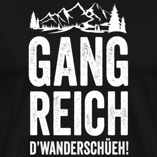 GANG REICH D'WANDERSCHÜEH!