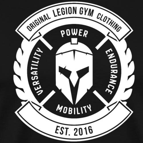 Original Legion Clothing - Miesten premium t-paita