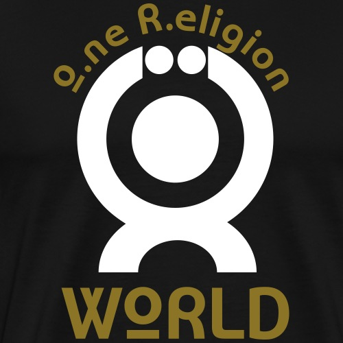 O.ne R.eligion World - T-shirt Premium Homme