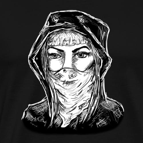 Punk - Camiseta premium hombre