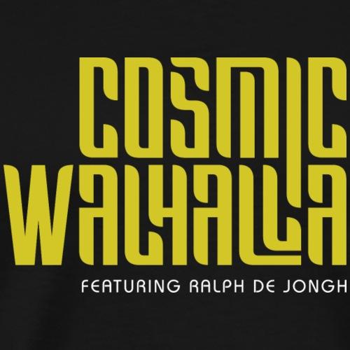 Cosmic Walhalla - Mannen Premium T-shirt