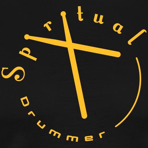 Spiritual Drummer Circular Logo