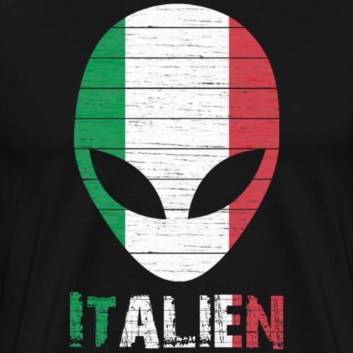Italy - Mannen Premium T-shirt
