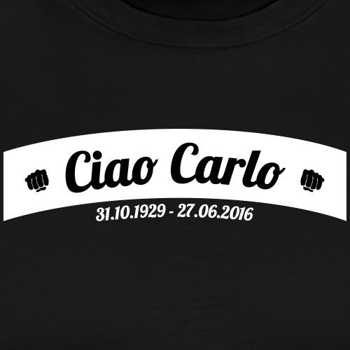 Ciao Carlo - Männer Premium T-Shirt