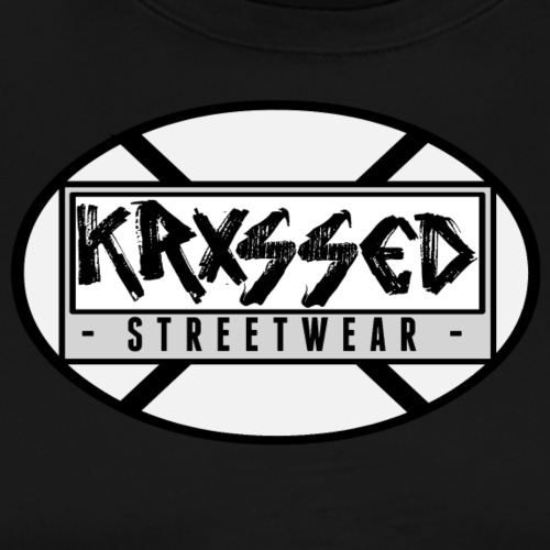 KRXSSED BASIC II - Mannen Premium T-shirt