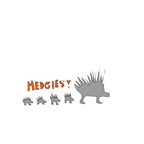 Hedgehog style - Men's Premium T-Shirt