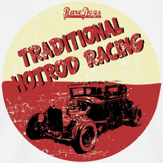 hotrod racing logo