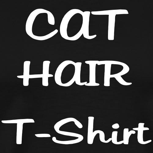 Katzenhaare - Männer Premium T-Shirt