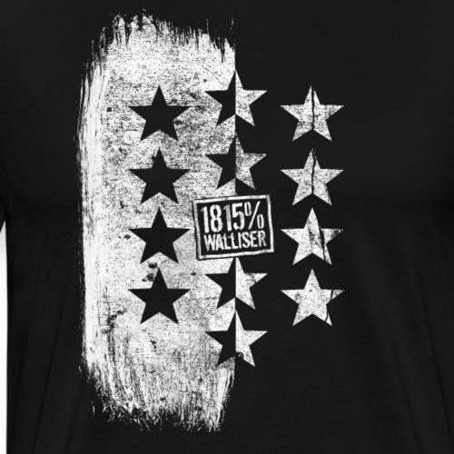 1815% Walliser - Männer Premium T-Shirt