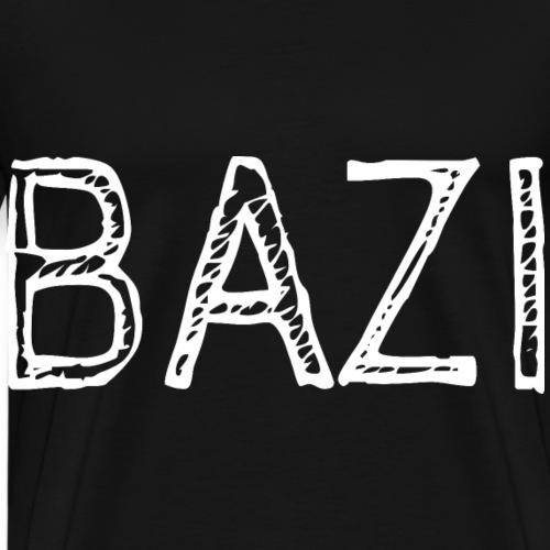 Bazi - Bayrisch Dialekt Mundart - Männer Premium T-Shirt