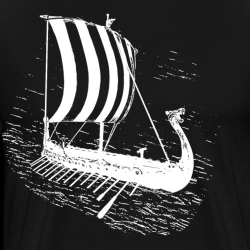 Drachenboot - Männer Premium T-Shirt