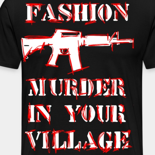 Fashion Murder in your Village 2reborn white